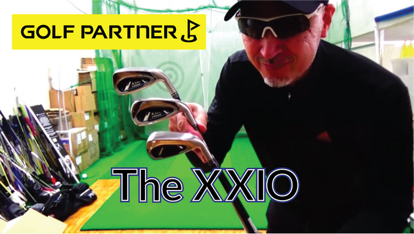 XXIO CROSS IRON