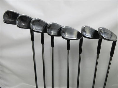 Ping Iron Set BRAND NEW G710 Regular NS PRO ZELOS 7(7 pieces)(dot color black)