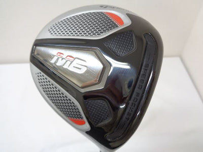 TaylorMade Fairway Wood M6 M6(JP MODEL) 3W Tour AD VR-6