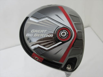 Callaway Driver GREAT BIG BERTHA -2015 9 Stiff BIG BERTHA(2015)DR