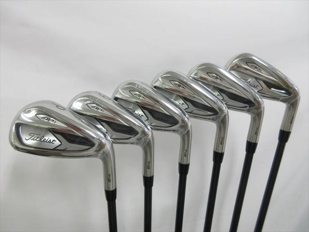 Titleist Iron Set BRAND NEW Titleist AP1 718 Stiff MCI 60-S