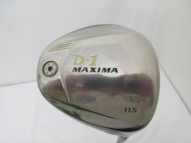 Ryoma golf Driver MAXIMA D-1 TYPE-D 11.5 Regular Tour AD MX-D