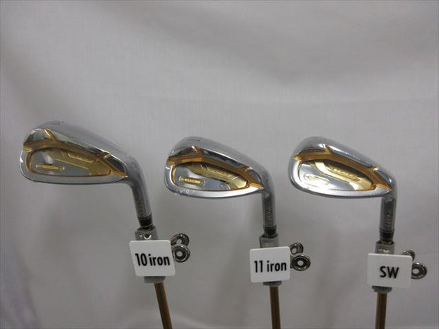 HONMA Iron Set BRAND NEW BERES -2019 Ladies 4Star ARMRQ 38(IR)