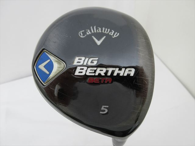 Callaway Fairway BIG BERTHA (2014) BETA 5W 19 Regular AIR Speeder for BIG BERTHA