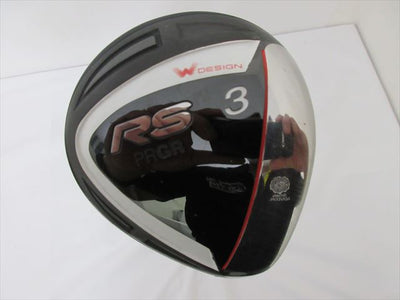 PRGR Fairway RS -2018 3W 15 Flex-SR Diamana FOR PRGR(FW)