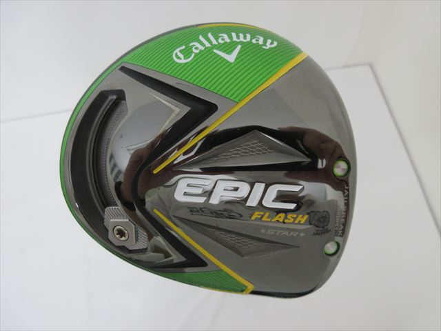 Callaway Driver EPIC FLASH STAR 10.5 Stiff Speeder 569 EVOLUTION V