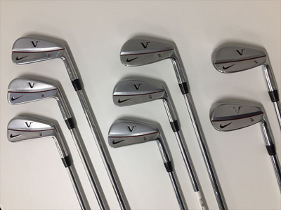 Nike Iron Set VICTORY RED FORGED TW BLADE IR reshaft