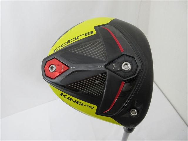 Cobra Driver KING F9 SPEEDBACK 10.5 Stiff Speeder EVOLUTION for Cobra