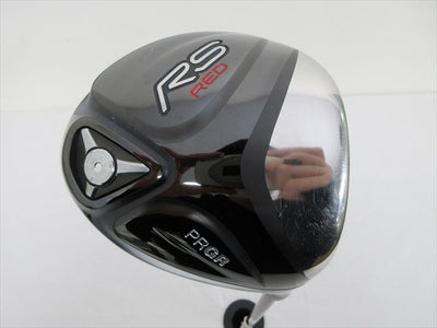 PRGR Driver RS RED 10.5 Flex-SR Speeder EVOLUTION FOR PRGR(DR)