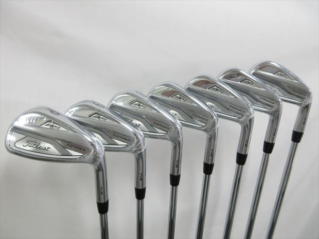 Titleist Iron Set BRAND NEW Titleist AP2 718 Flex X Dynamic Gold X100