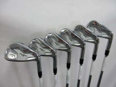 Callaway Iron Set Open Box APEX PRO(2019) Stiff NS PRO MODUS3 TOUR120