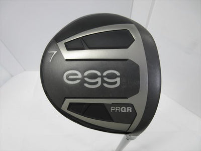 PRGR Fairway egg -2019 7W 20 Regular egg original carbon