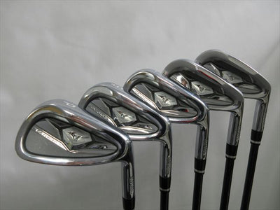 Mizuno Iron Set GX FORGED Regular MFUSION i(5 pieces)