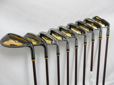 Maruman Iron Set MAJESTY PRESTIGIO X Stiff MAJESTY LV730(IR)