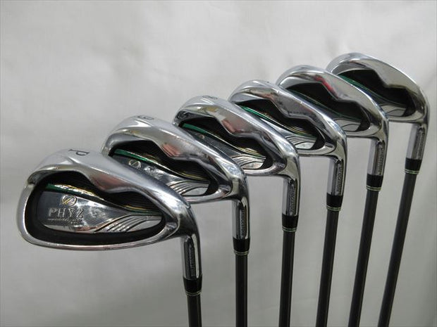 Bridgestone Iron Set PHYZ -2013 Regular PZ-503I(6 pieces)