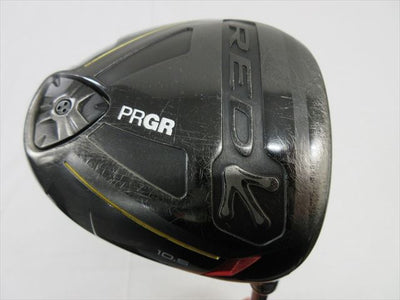 PRGR Driver RED -2016 10.5 Flex-SR RED(2016)