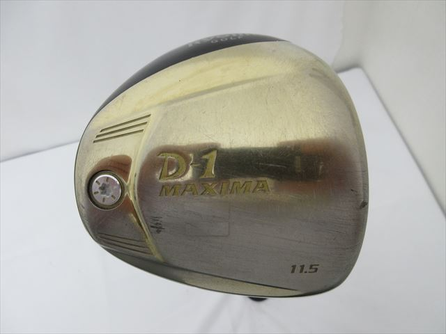 Ryoma golf Driver MAXIMA D-1 TYPE-G 11.5 Regular Tour AD MX-G