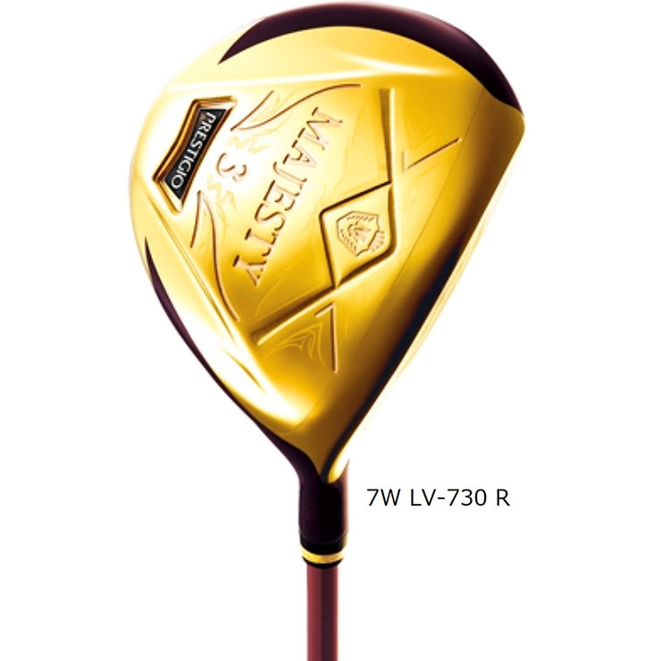 Maruman Fairway MAJESTY PRESTIGIO X 7W 21 Regular LV730(FW)