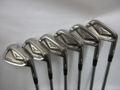 Mizuno Iron Set MP 66(ZIRNICKEL) NS PRO MODUS3 SYSTEM3 TOUR125(LIMITED COLOR)