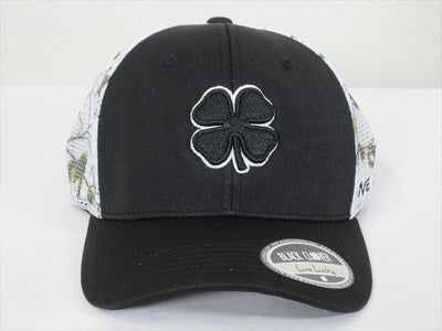 BlackClover Cap REAL TREE LUCK MESH #2 Black/Black/Real tree Size Free