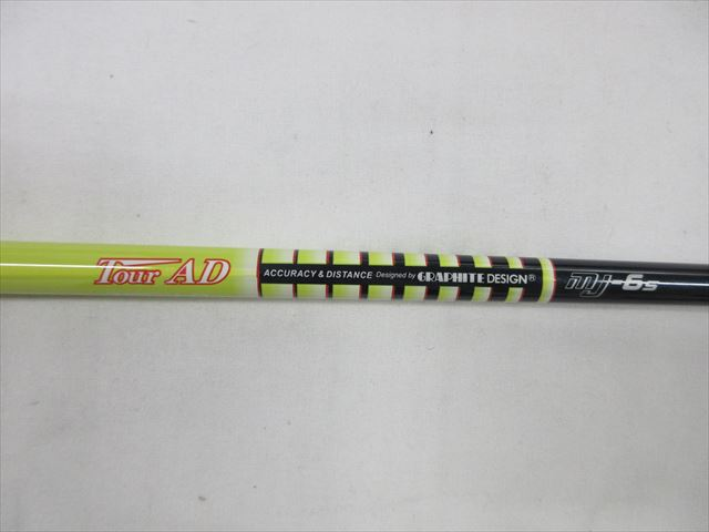 Ping Driver G410 LST 9 Stiff Tour AD MJ-6S