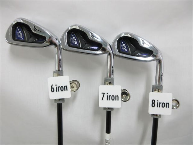 Mizuno Iron Set JPX EIII SV Regular Orochi Light(IR)