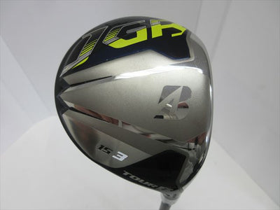 Bridgestone Fairway TOUR B JGR 3W 15 Stiff Tour AD IZ-5