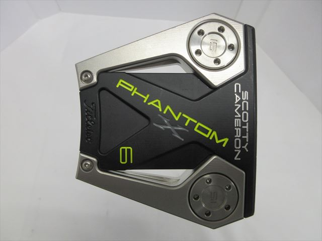 Titleist Putter SCOTTY CAMERON PHANTOM X 6 34 inch