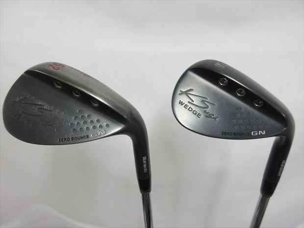 Maruman Wedge KS WEDGE ZERO BOUNCE GN 52&56 degree Dynamic Gold