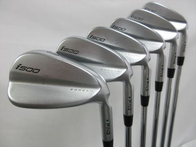 Ping Iron Set i500 DOT COLOR GREEN Stiff Dynamic Gold