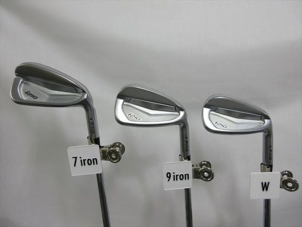 Ping Iron Set i210 DOT COLOR BLACK NS PRO MODUS3 TOUR120