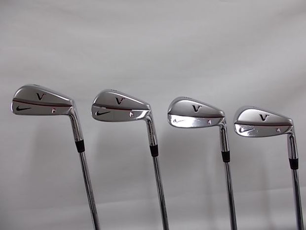 Nike Iron Set VICTORY RED FORGED TW BLADE (JP MODEL) IR reshaft