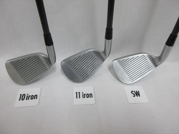 HONMA Iron Set Twin Marks 2000 Regular 1S DORIC TITANIUM FEATHER WEIGHT III