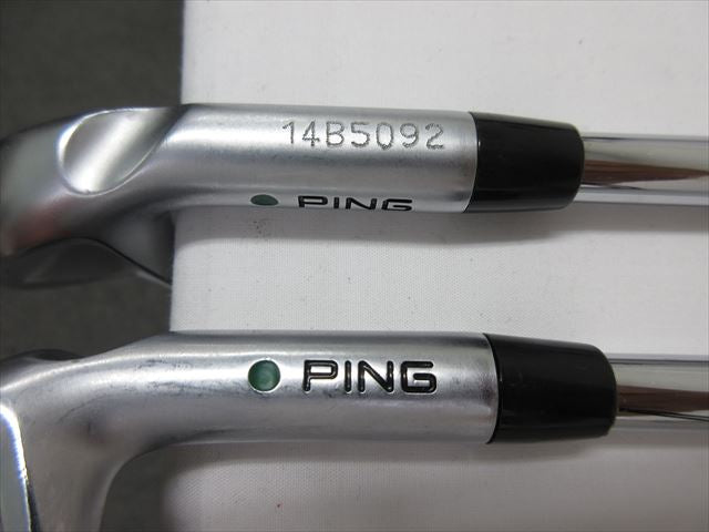 Ping Iron Set i25 Dot color Green KBS TOUR 120
