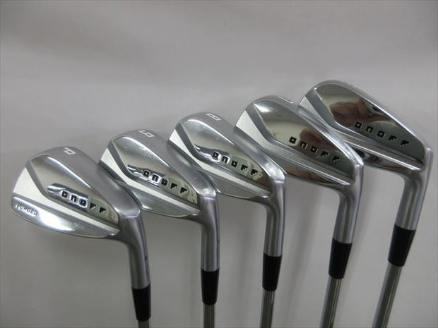 Daiwa Iron Set ONOFF FORGED(2020) KURO NS PRO MODUS3 TOUR105