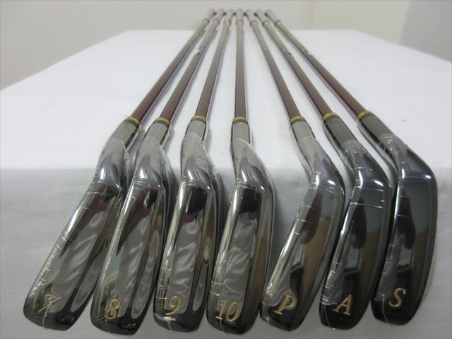 Maruman Iron Set BRAND NEW MAJESTY PRESTIGIO X Flex-SR MAJESTY LV730(IR)