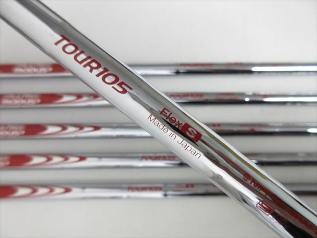 Titleist Iron Set Titleist T100S Stiff NS PRO MODUS3 TOUR105