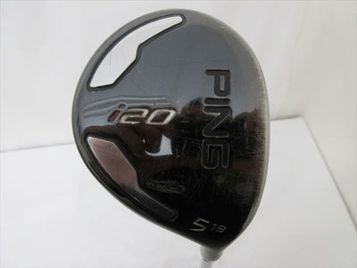 Ping Fairway i20 5W 18 Stiff PROJECT X(BLACK)