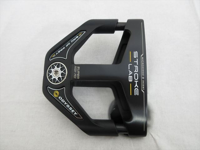 Odyssey Putter Open Box STROKE LAB BLACK BIRD OF PREY 34 inch