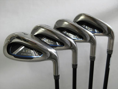 Dunlop Iron Set XXIO CROSS Stiff XXIO MH1000 (4pieces)