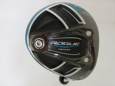 Callaway Fairway ROGUE STAR 7W 21 Stiff Speeder EVOLUTION ‡Y FW 60-S