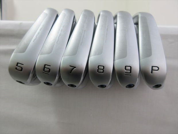 Cobra Iron Set KING FORGED TEC ONE LENGTH(2019) Regular NS PRO 850GH