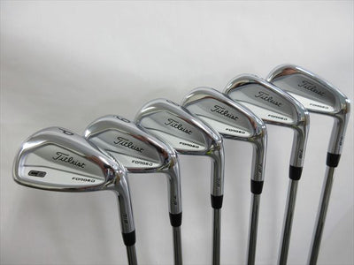 Titleist Iron Set Open BoxTitleist CB 718 Stiff NS PRO MODUS3 TOUR120