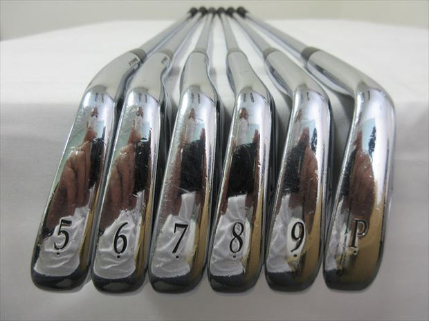 Mizuno Iron Set MP 55 Stiff Dynamic Gold S200