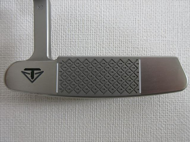 Toulon Putter Left-Handed TOULON DESIGN MADISON SILVER 34 inch
