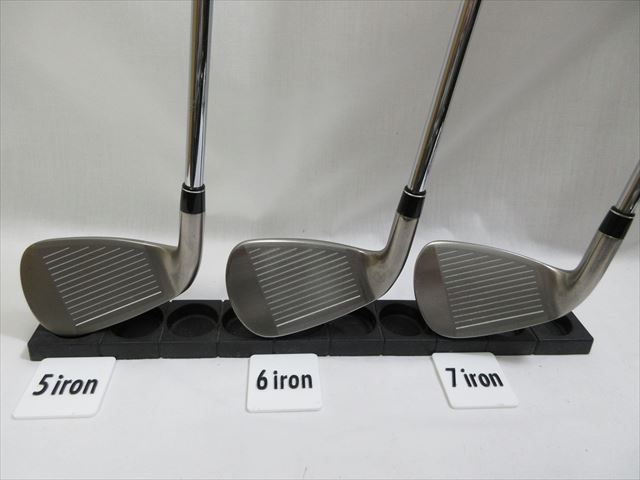 PRGR Iron Set RED (2016) Regular spec steel (NS PRO)(6 pieces)