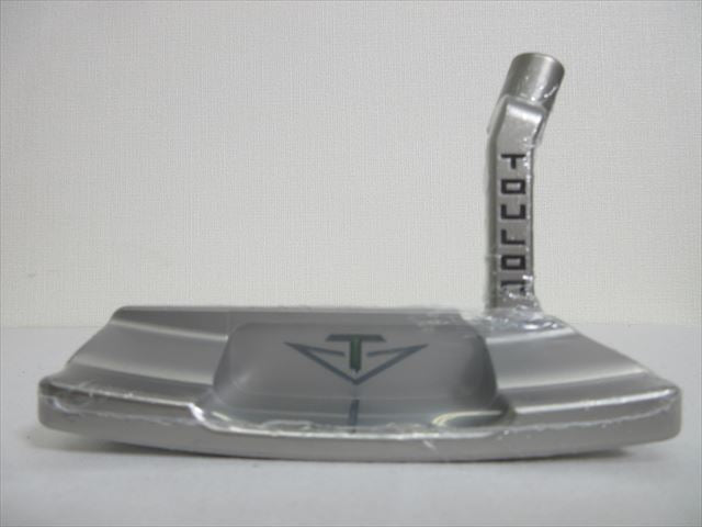 Toulon Putter Head Brand New Left-Handed TOULON DESIGN SAN DIEGO Silver