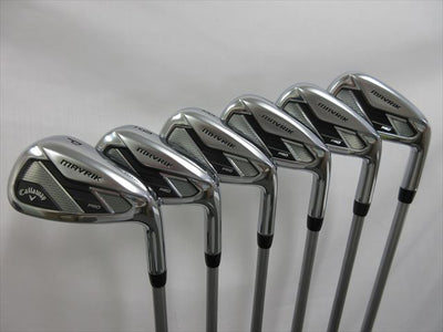 Callaway Iron Set MAVRIK PRO Regular Diamana 50