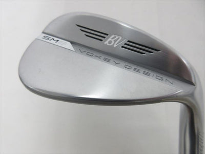 Titleist Wedge Open Box VOKEY SPIN MILLED SM8 Tour Chrome 56 NS PRO 950GH neo