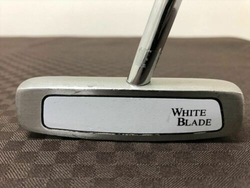 LINKS Putter white Blade 33inch steel